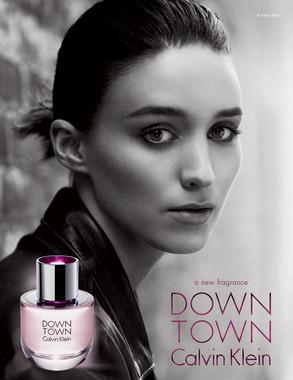 Rooney Mara, Downtown Calvin Klein