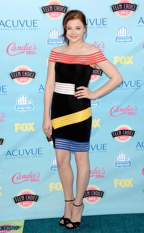 Chloe Grace Moretz, Teen Choice Awards