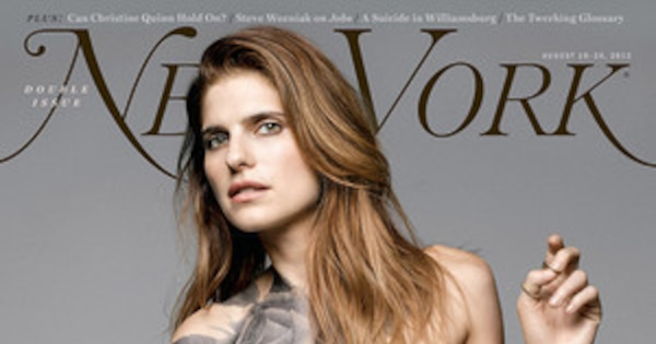 Lake Bell Poses Topless For Esquires Next Big Thing Issue