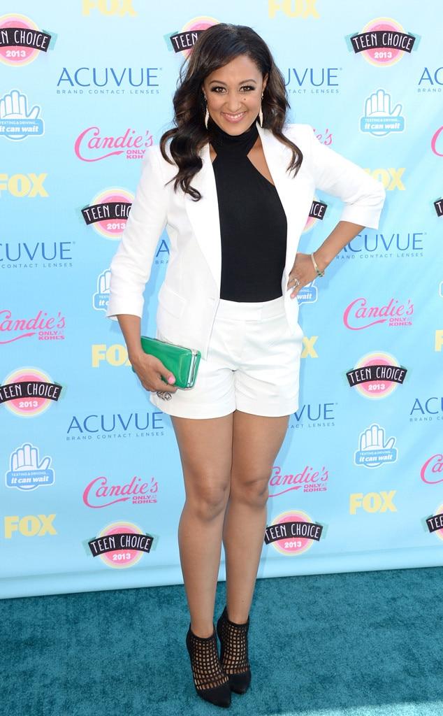 Tamera Mowry, Teen Choice Awards