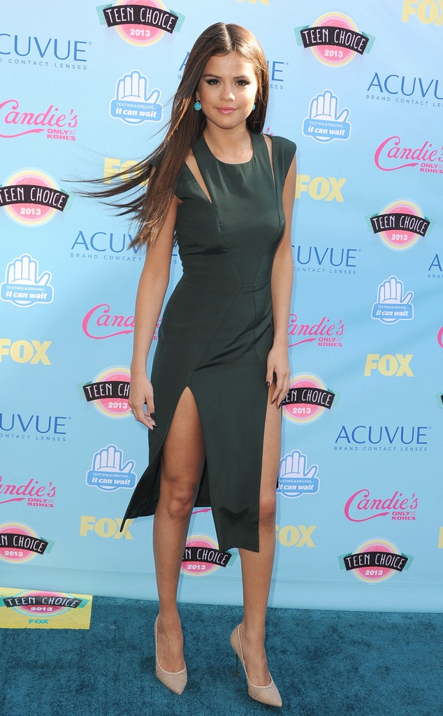 Selena Gomez, Teen Choice Awards
