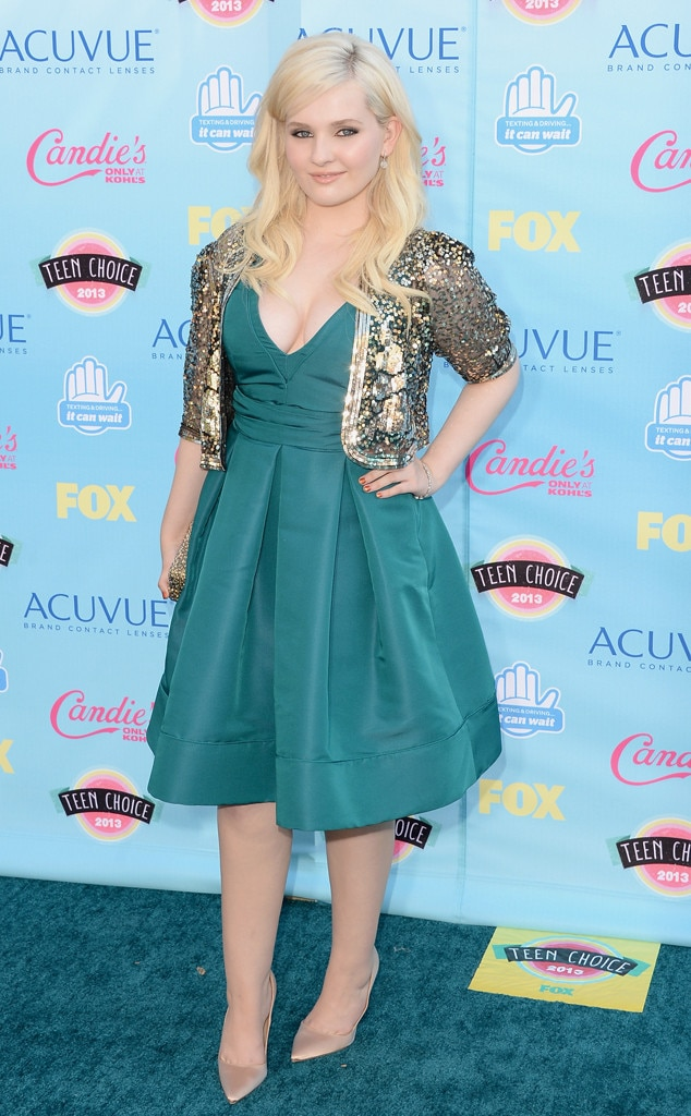 Abigail Breslin, Teen Choice Awards