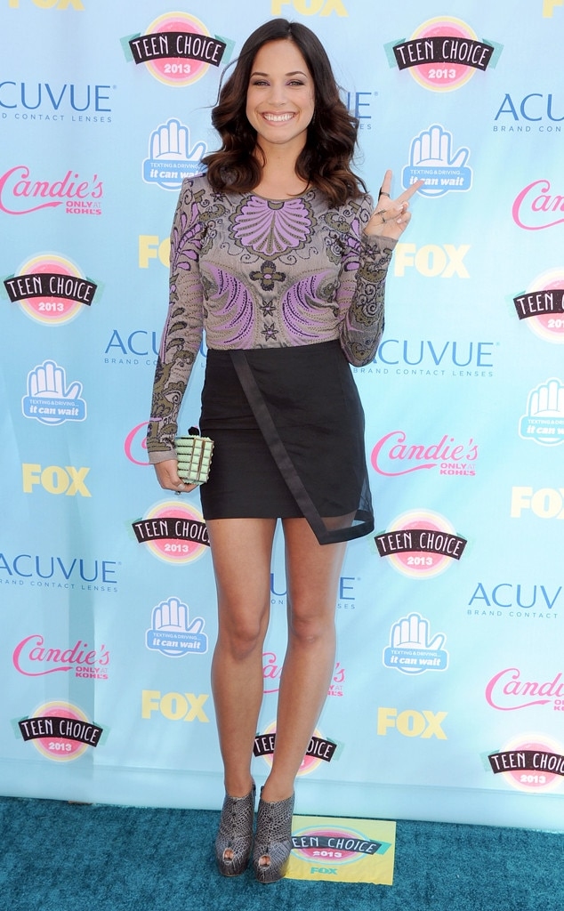 Alexis Knapp, Teen Choice Awards