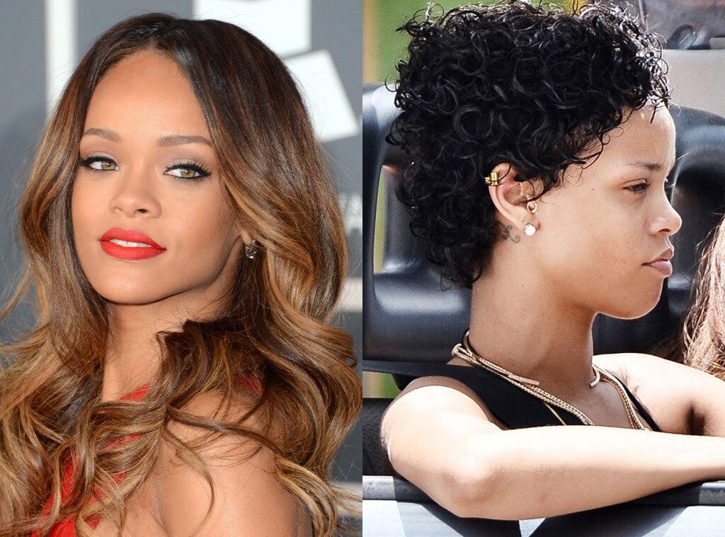 Rihanna, Make-up