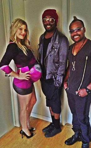 Fergie, will.i.am