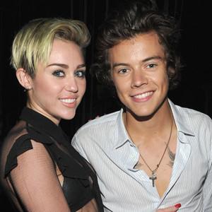 Miley Cyrus, Harry Styles