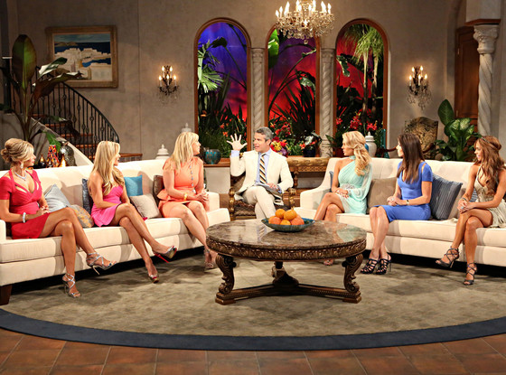 The Real Housewives of Orange County, Reunion