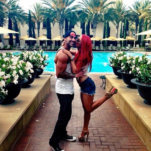 Eva Marie and JoJo, Total Divas Instagram gallery