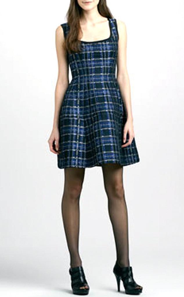 Plaid Products, Nanette Lepore Dress