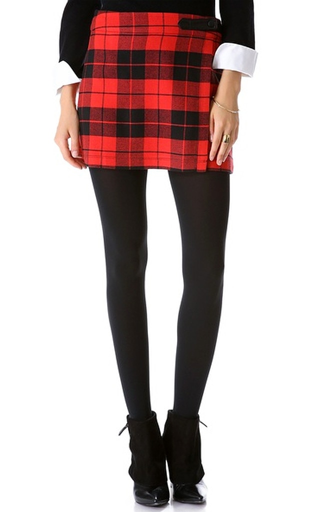 Plaid Products, Alice and Olivia Skirt