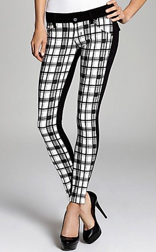 Plaid Products, Hudson Jeans