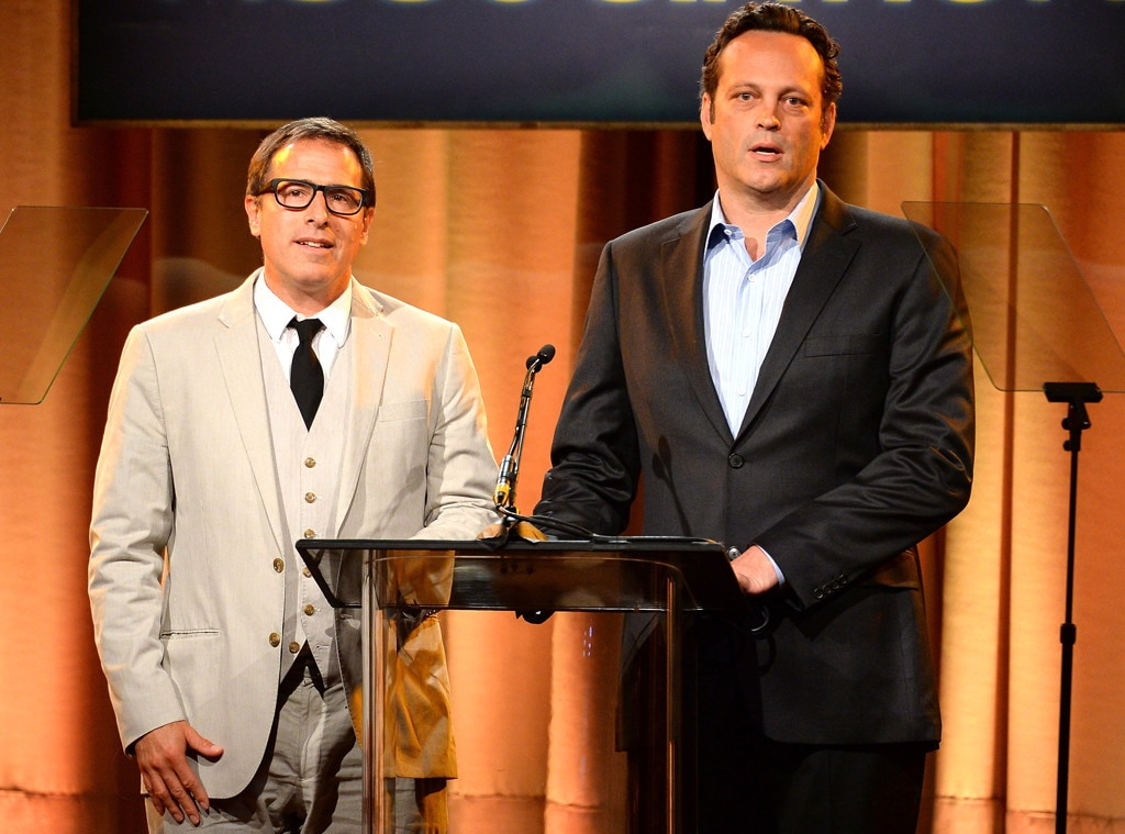 David O. Russell, Vince Vaughn, HFPA