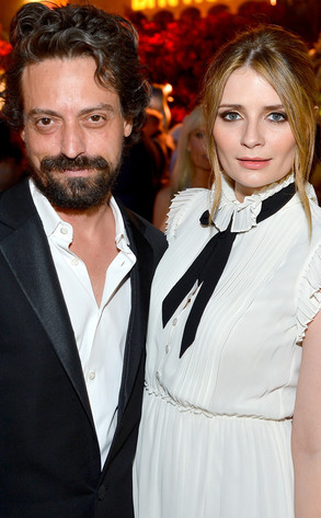 Mischa Barton And Sebastian Knapp Break Up E News