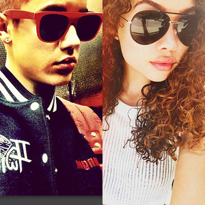 Justin Bieber, Ashley Moore, Instagram