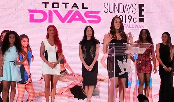WWE SummerSlam, Total Divas