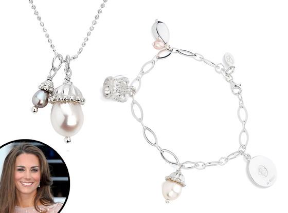 Kate Middleton, Prince George Jewelry, Claudia Bradby