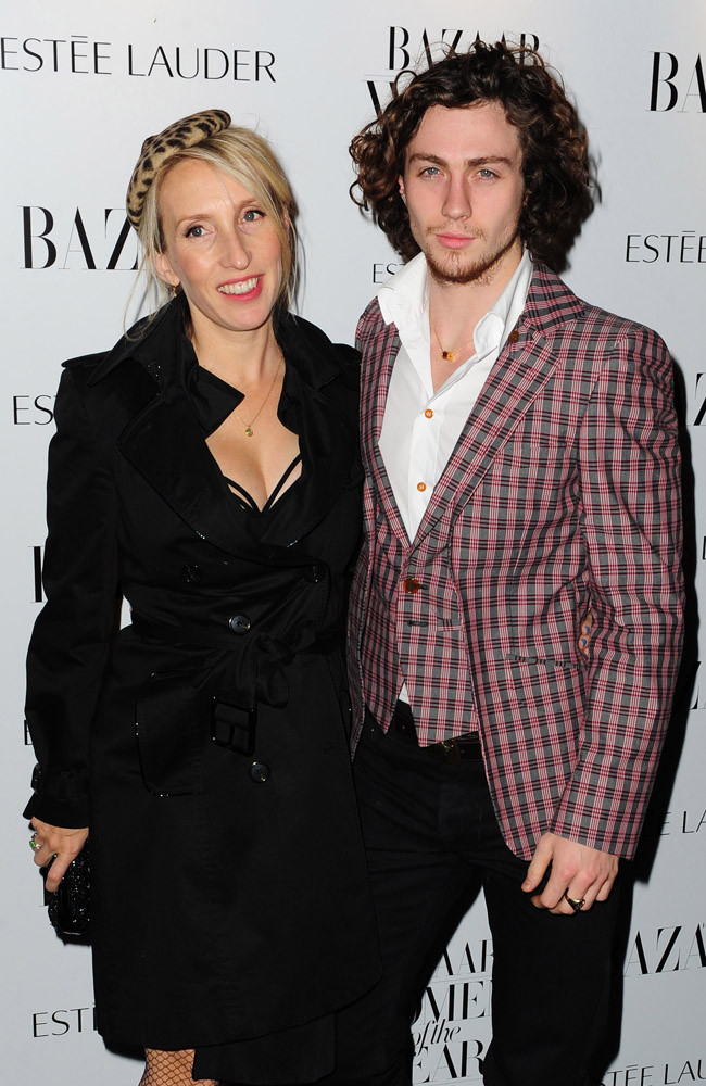 Aaron Taylor-Johnson, Sam Taylor-Johnson