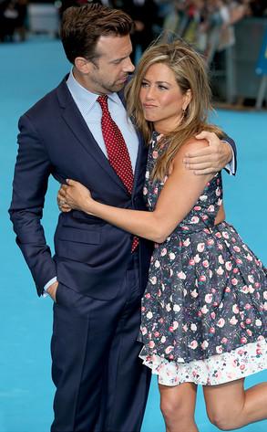 Jason Sudeikis, Jennifer Aniston