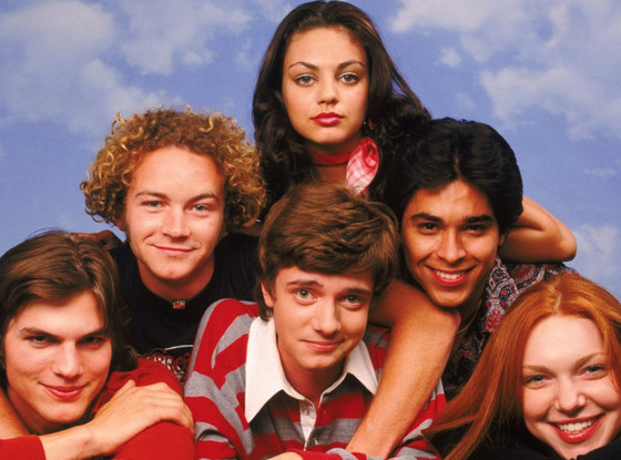 Wilmer Valderrama and More That '70s Show Stars Reflect on