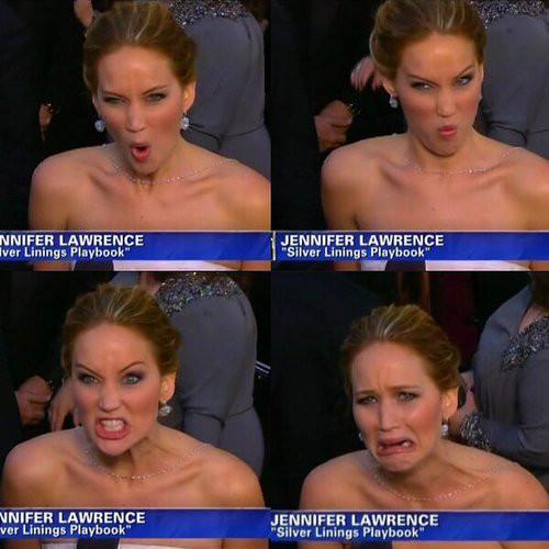 Jennifer Lawrence, GIF