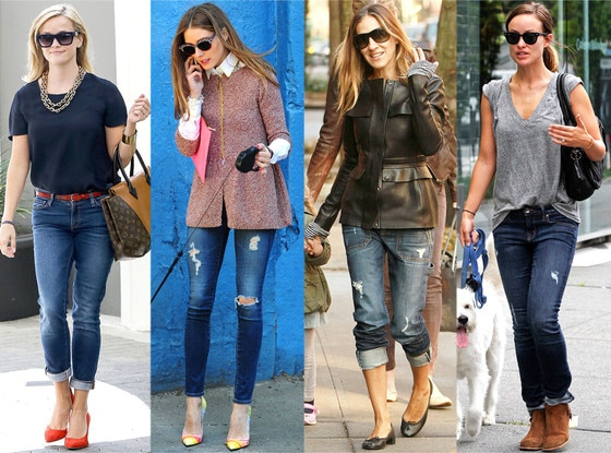 Celebs in Denim | E! News Australia