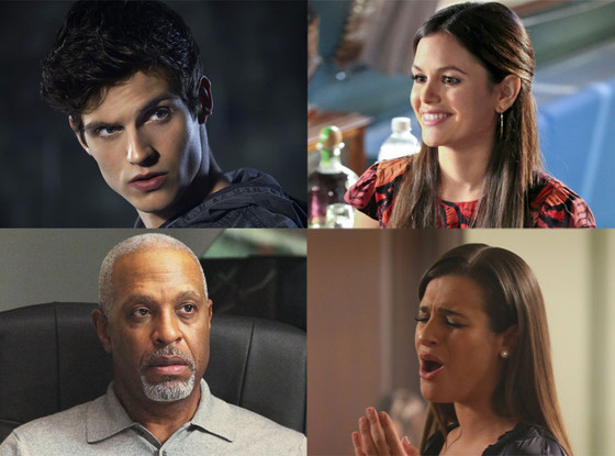 Spoiler Chat: Scoop on Teen Wolf, Big Bang Theory, Glee, Hart of