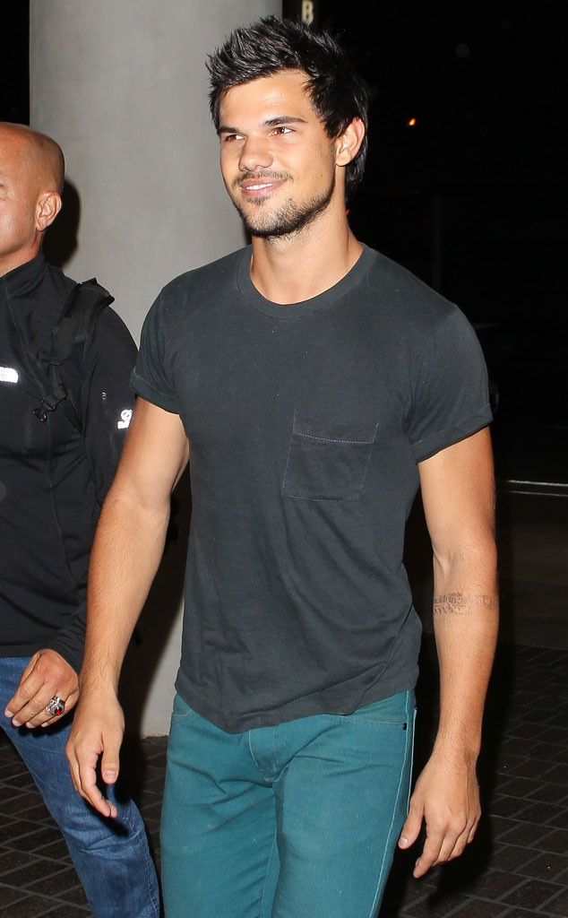 Taylor Lautner from The Big Picture: Today's Hot Photos ...
