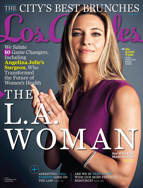 Los Angeles Magazine, Dr. Kristi Funk