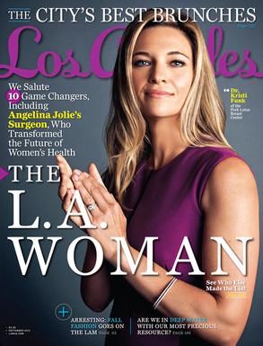 Los Angeles Magazine, Dr. Kristi Funk