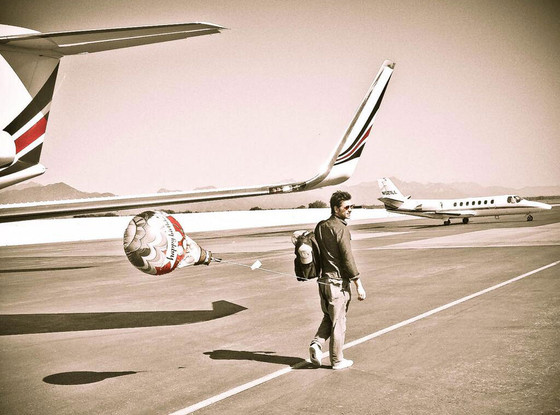 John Stamos, Twit Pic