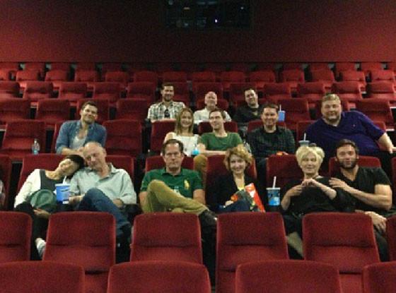 Look: J. Law & Nicholas Hoult's Movie Date! | E! News