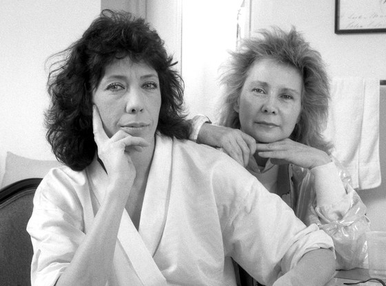 Lily Tomlin, Jane Wagner