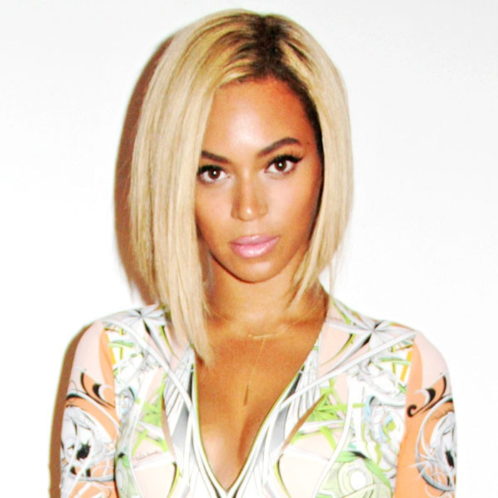 Beyonce Debuts Dramatic New Hair Color On Date With Jay Z E Online