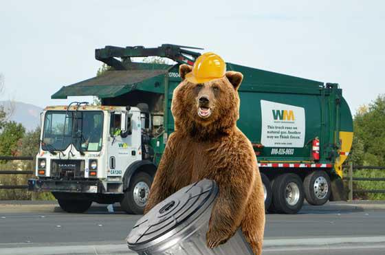 garbagebear