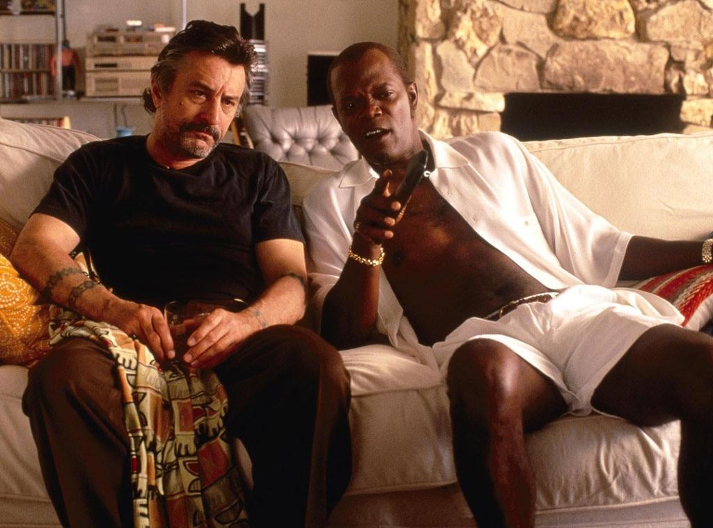 Samuel L. Jackson, Robert De Niro, Jackie Brown
