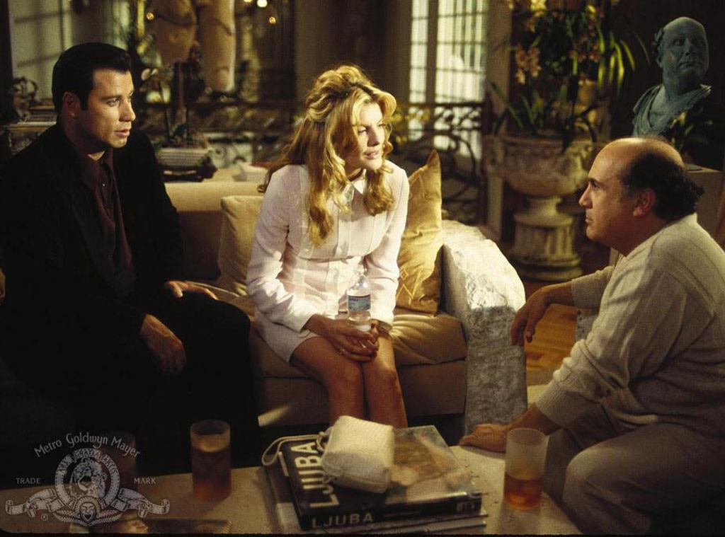 John Travolta, Rene Russo, Danny Devito, Get Shorty