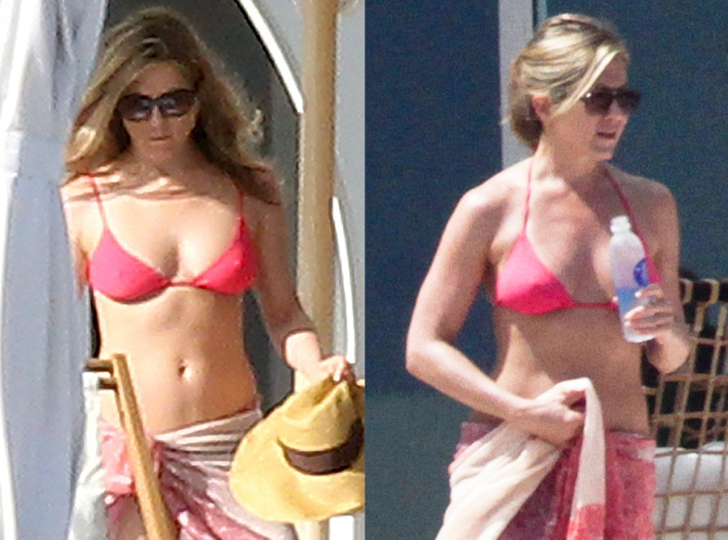 Jennifer Aniston, Bikini