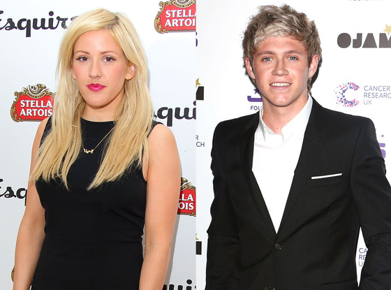 New Couple Alert? Ellie Goulding and One Direction's Niall