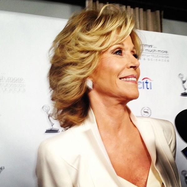 Malkin Instagram, Jane Fonda