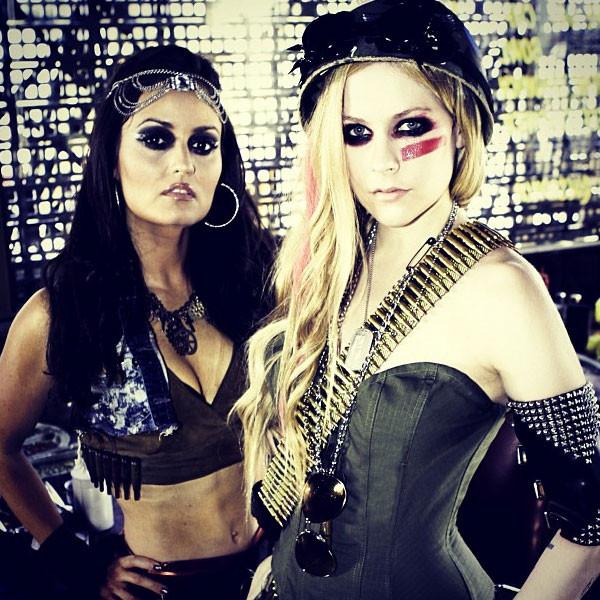 Avril Lavigne Instagram