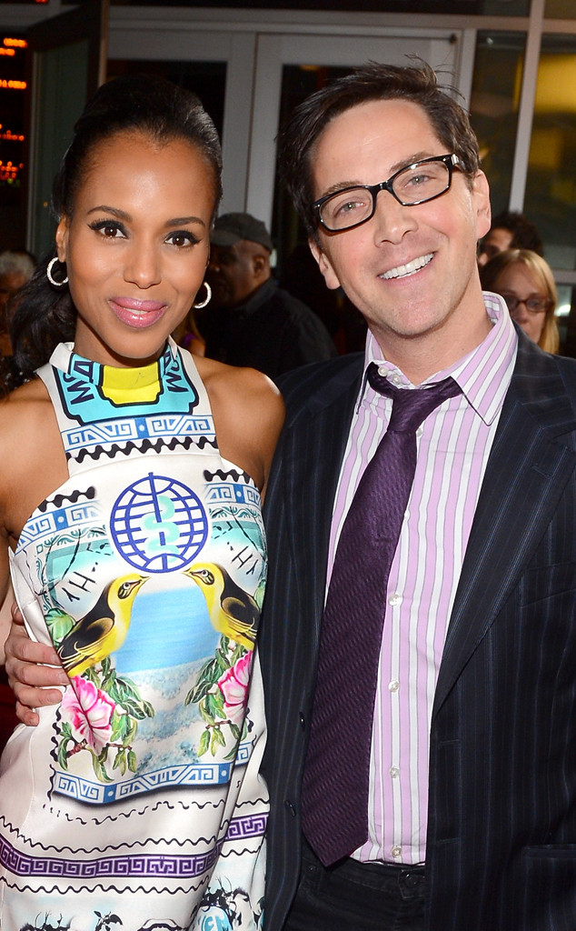 Kerry Washington, Dan Bucatinsky