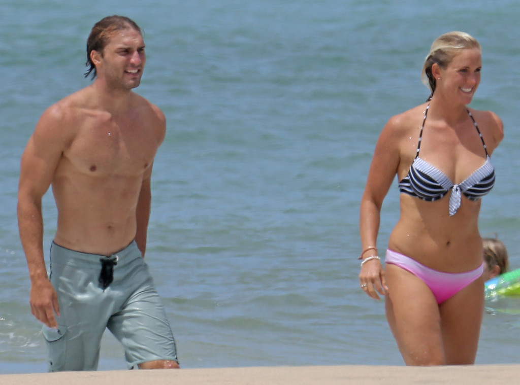Bethany Hamilton, Adam Dirks, Honeymoon
