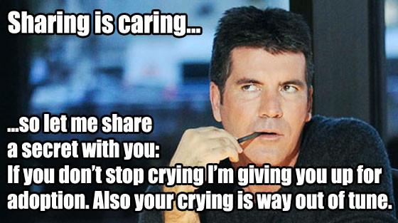 Simon Cowell Advice 4