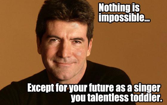 Simon Cowell Advice 3