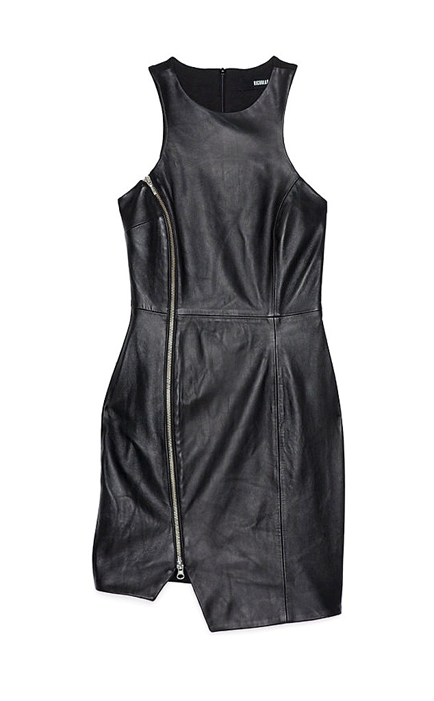 Punk Grunge Trend, Nicholas Leather Dress