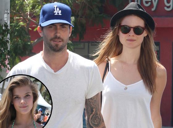 Exclusive! Adam Levine's Ex Happy for His Engagement | E! News