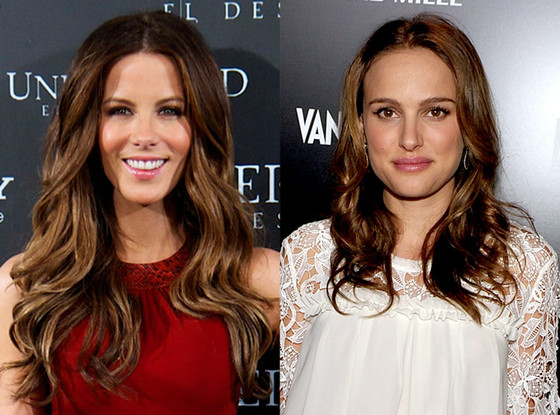 Kate Beckinsale, Natalie Portman