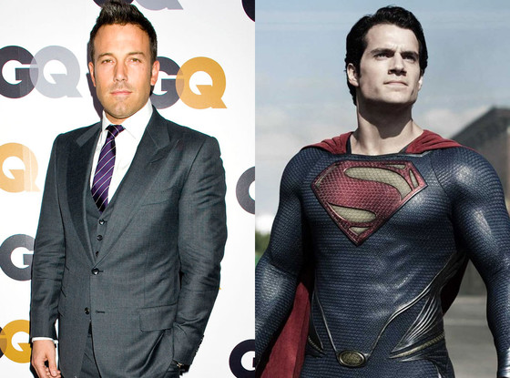 Henry Cavill, Man of Steel, Superman, Ben Affleck