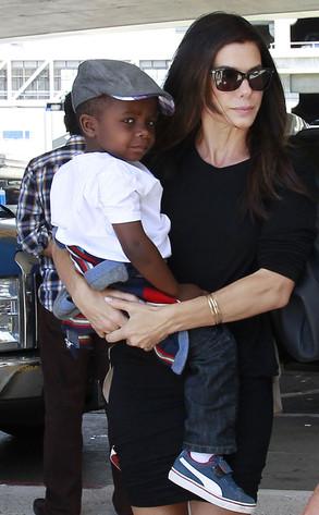 Sandra Bullock, Louis