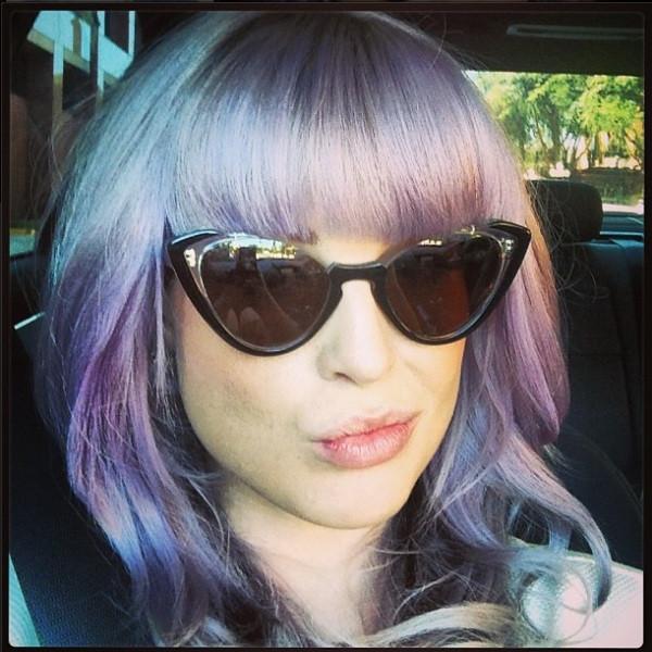 Kelly Osbourne, Instagram